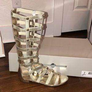 Marc Fisher Lexxi Gladiator Sandal Size 8
